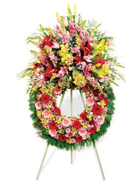 123couronne de fleurs envoi couronne de fleurs deuil for Envoi fleurs