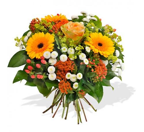 Bouquet rond Paris
