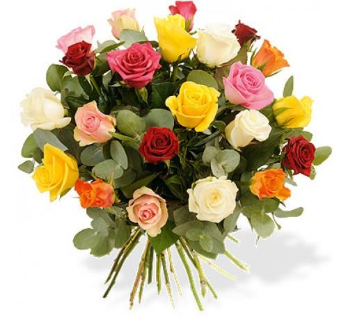 Gerbe de roses envoi gerbe livrer gerbe gerbe deces for Livrer une rose