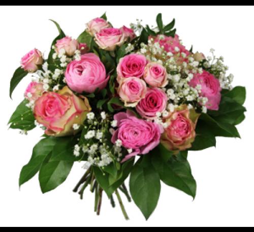 Gerbe de roses envoi gerbe de roses pour funerailles for Envoi bouquet