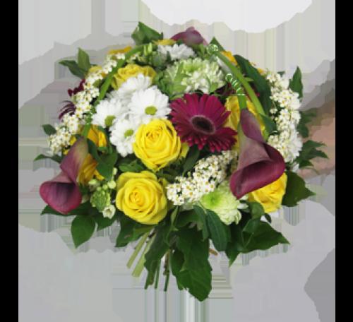 Envoi de fleurs livraison bouquets de fleurs sur lyon et for Envoi bouquet