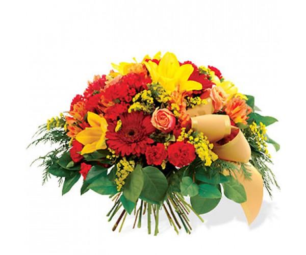 Livraison de bouquets de fleurs pour deuil envoi de for Envoi bouquet
