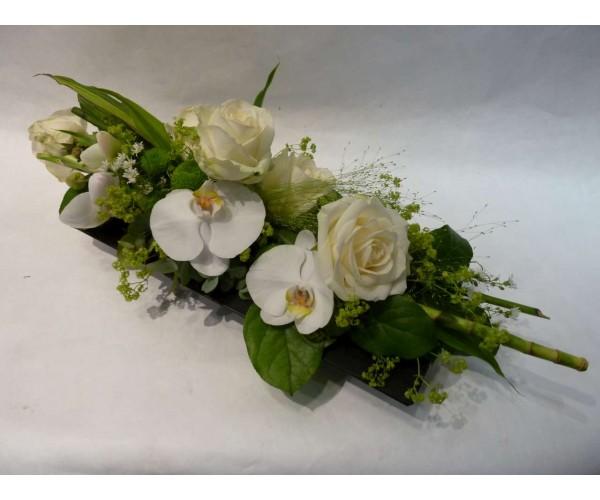 Souvent PARIS (75). Livraison couronnes de fleurs funérailles, envoi  UD39
