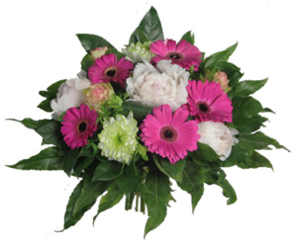 Bouquet de fleurs pour anniversaire florafrance for Bouquet de fleurs pour 70 ans
