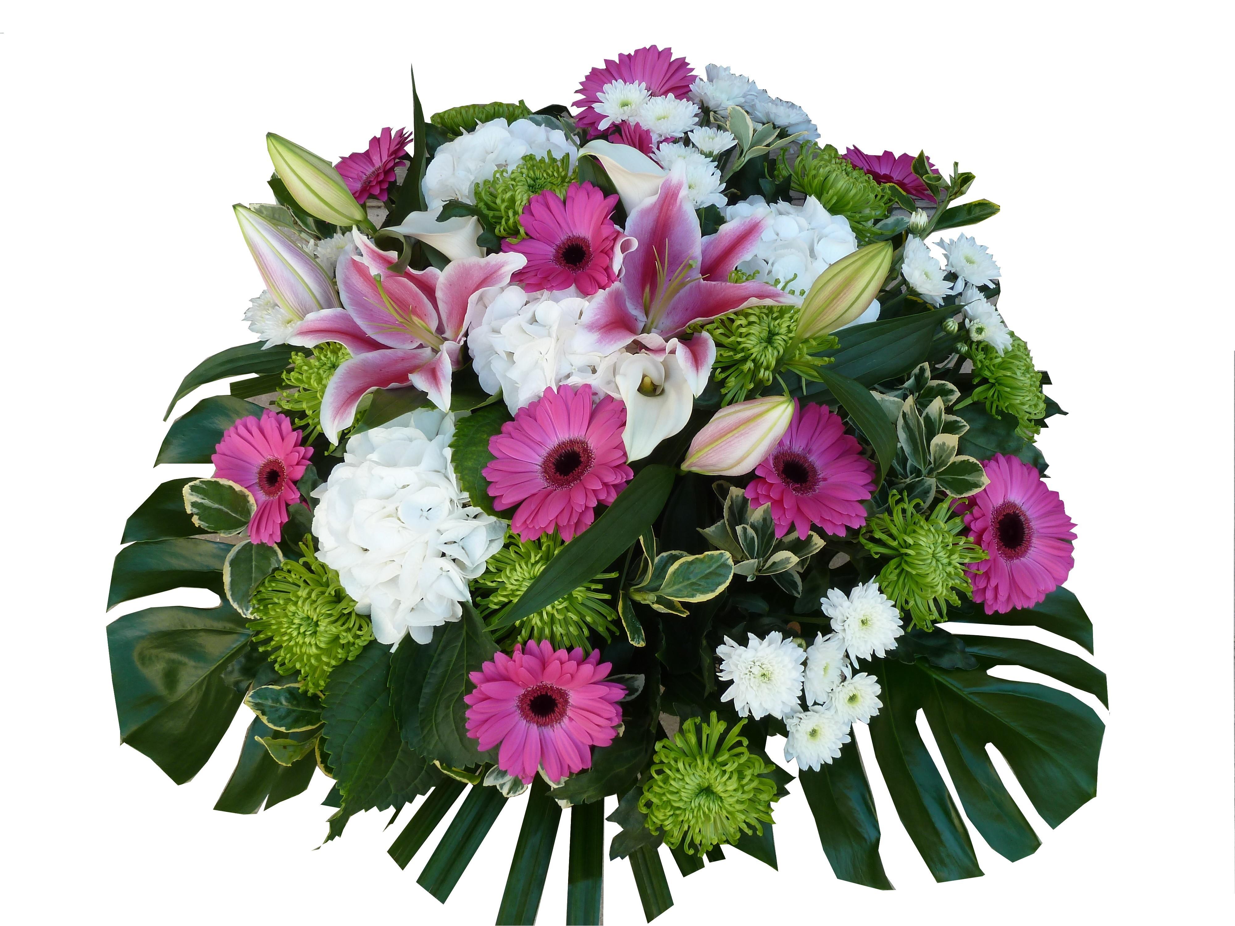Envoi de fleurs funerailles a gleize arnas villefranche for Livraison de fleurs