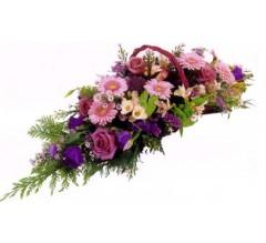 vannerie de fleurs