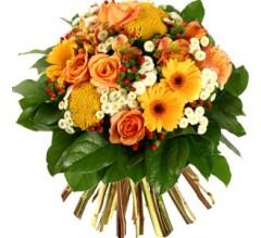 bouquet rond Tarbes.