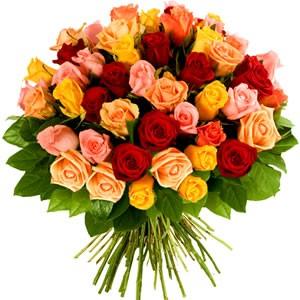 120 gerbe de roses bouquet de roses livrer gerbe roses for Livrer des roses