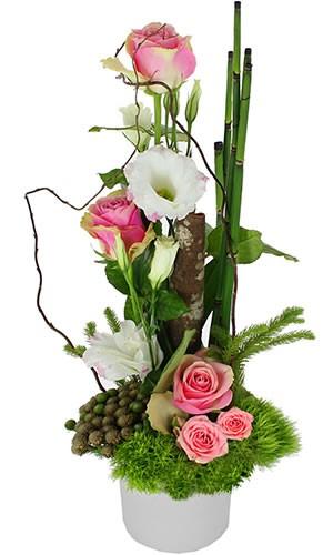 Composition florale gavotte florafrance for Livraison composition florale