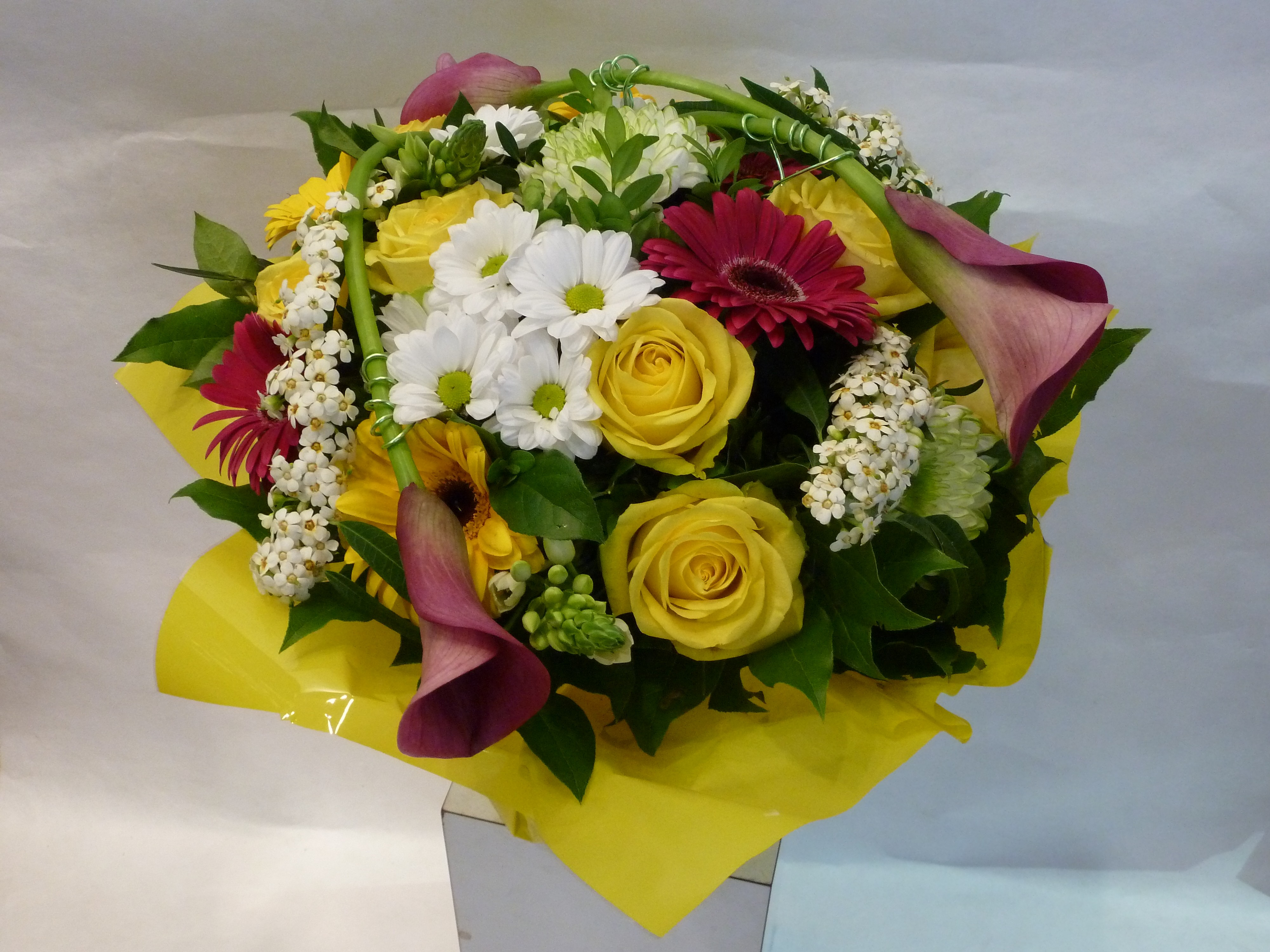 Bouquet D C S En Bulle D 39 Eau Livraison De Bouquet De