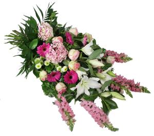 Livraison fleurs funéraires. Envoi gerbes fleurs enterrement.Couronnes fleurs décès.Fleurs obsèques