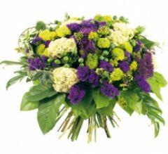 bouquet crématorium d'Angoulême