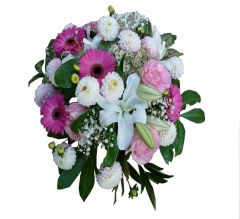 composition florale Florafrance.