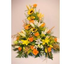fleurs deuil Crématorium Aix les Milles