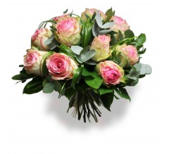 BOUQUET  DE ROSES ROSES ref BGRM 14