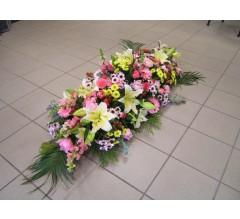 raquette de fleurs décès.
